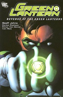 Green Lantern, Volume 2: Revenge of the Green Lanterns