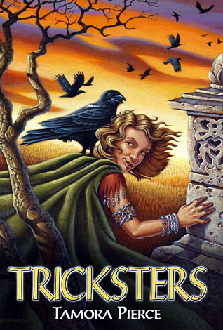 Tricksters (Daughter of the Lioness, #1-2)