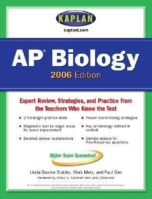 Kaplan AP Biology 2006