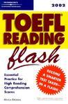 TOEFL Reading Flash 2002