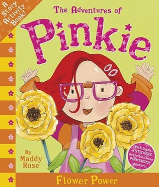The Adventures of Pinkie: Flower Power
