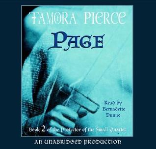Page by Tamora Pierce