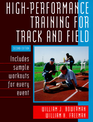 a review of the book high performance training for track and field