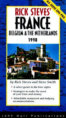 Rick Steves France Belgium The Netherlands 2002 By