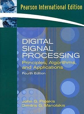 Proakis Digital Signal Processing Ebook