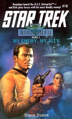 My Enemy, My Ally (Star Trek: Rihannsu, #1)