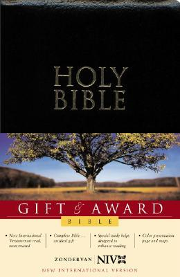 NIV Deluxe Gift and Award Bible Black Case of 32