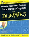 Patents, Registered Designs, Trade Marks And Copyright For Dummies (For Dummies)