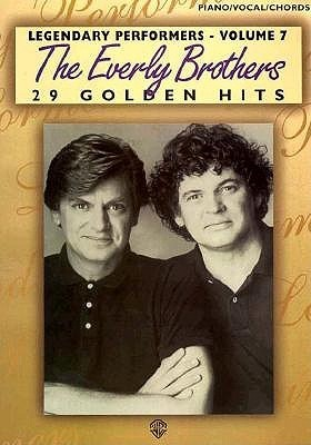 The Everly Brothers -- 29 Golden Hits: Piano/Vocal/Chords
