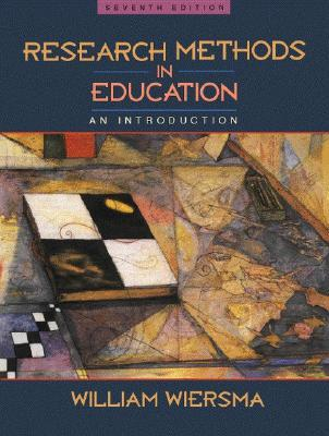 Research Methods in Education: An Introduction