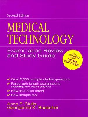 medical technology examination review  study guide  anna ciulla