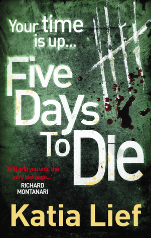 Five Days to Die by Kate Pepper