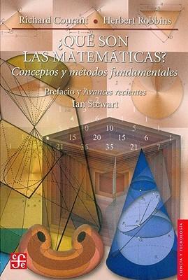 Que Son Las Matematicas? Conceptos y Metodos Fundamentales