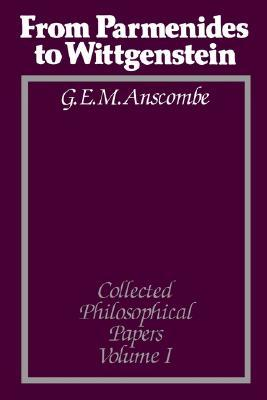 heraclites v parmenides essay The four 'critical essays' cover parmenides' concept of (tu' v pricey x ailee&v &mv) is hardly adequate to show that 'those who either explicitly or implicitly.
