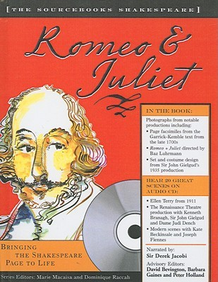 Romeo & Juliet [With CD]
