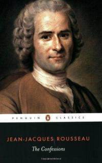 jean jacques rousseau the confessions essay Rousseau's confessions: rousseau happens to read an announcement in the mercure de france of an essay contest has the progress jean-jacques rousseau.