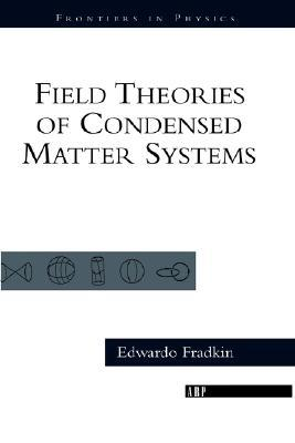 Field Theories Of Condensed Matter Systems Vol#82 On-demand Printing Of #52253