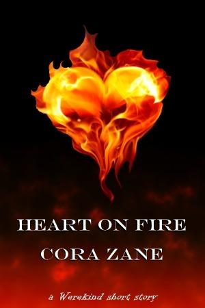 Heart On Fire by Cora Zane