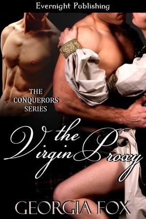 The Virgin Proxy (Conquerors #2)