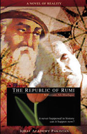 The Republic of Rumi - A Novel of Reality
