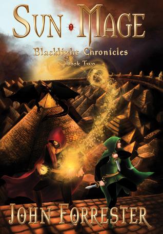 Sun Mage (Blacklight Chronicles, #2)