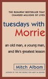 Book cover for Tuesdays with Morrie
