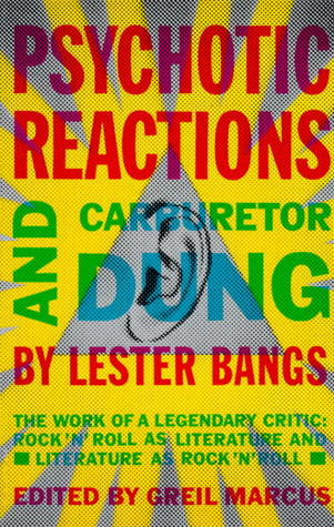 Psychotic Reactions and Carburetor Dung (Paperback)