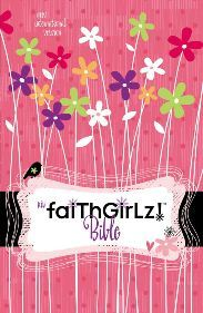 NIV Faithgirlz! Bible by Anonymous