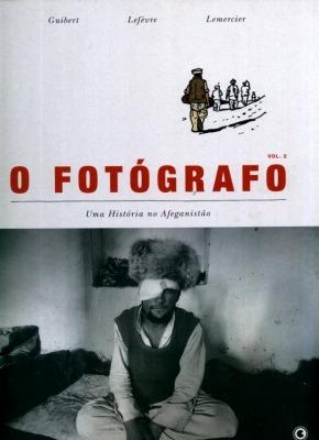 O Fotógrafo: Uma História no Afeganistão, Vol. 2