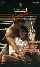 Lovers' Secrets (Harlequin Temptation, No 454)