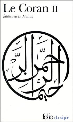 Le Coran, tome 2