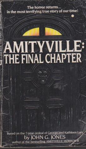 Resultado de imagem para Amityville: The Final Chapter de John G. Jones (1985)