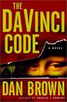 Book cover for The Da Vinci Code (Robert Langdon, #2)