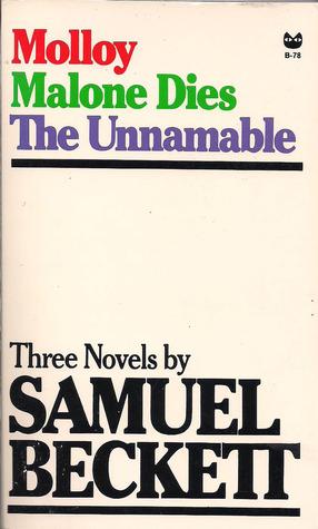 Three Novels by Samuel Beckett by Samuel Beckett