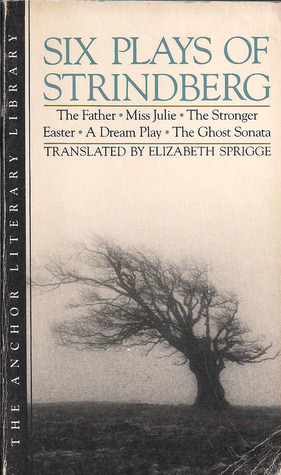 Six Plays of Strindberg: The Father / Miss Julie / The Stronger / Easter / A Dream Play / The Ghost Sonata