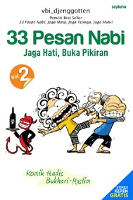 33 Pesan Nabi Vol. 2 by Vbi Djenggotten