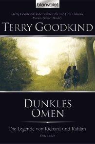 Dunkles Omen (Das Schwert der Wahrheit, #12; Die Legende von Richard und Kahlan, #1)