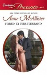 Hired by Her Husband by Anne McAllister