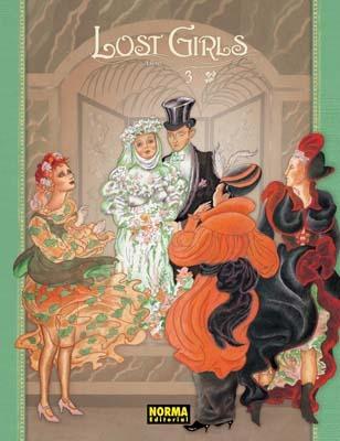 Lost Girls, libro 3: Grande y terrible (Lost Girls, #3)