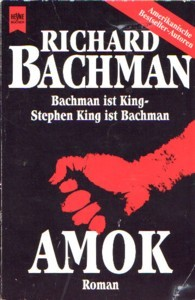 Amok by Richard Bachman