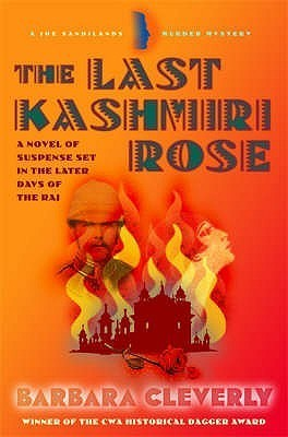 The Last Kashmiri Rose by Barbara Cleverly