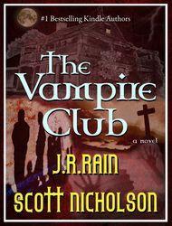 The Vampire Club by J.R. Rain