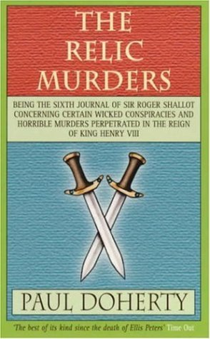 The Relic Murders EPUB MOBI 978-0747254409