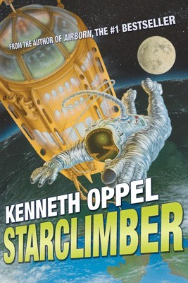 Starclimber by Kenneth Oppel