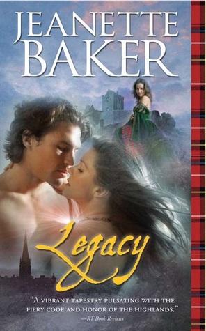 Legacy by Jeanette Baker