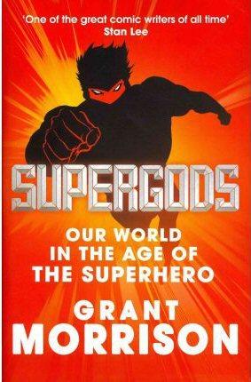 Supergods by Grant Morrison