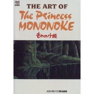 The Art of the Princess Mononoke