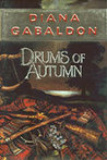 Book cover for Drums of Autumn (Outlander, #4)
