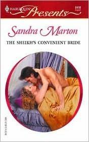 The Sheikh's Convenient Bride by Sandra Marton