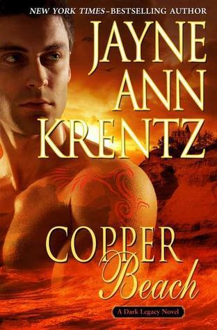 Book cover: Copper Beach by Jayne Ann Krentz